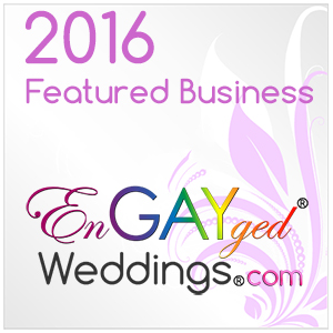 EnGAYged Weddings LGBT Wedding Directory