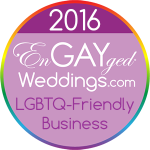 EnGAYged Weddings LGBTQ Wedding Directory